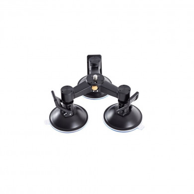 Triple Mount Suction Cup Base for DJI OSMO