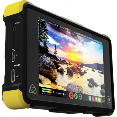 Atomos Shogun Flame 10-bit HDR Monitor/ 4K ProRes & DNxHD Recorder (SDI and HDMI)