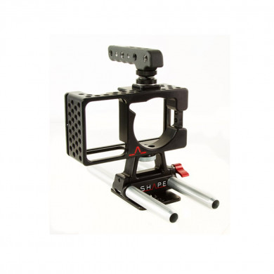 Shape Cage for Blackmagic Pocket Camera with 15mm rods