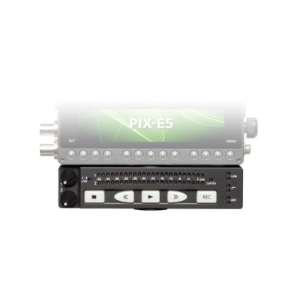 Video Devices PIX-LR XLR Audio Interface for PIX-E5/E5H/E7 4K Recorder/Monitors