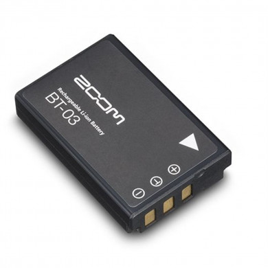 Zoom BT03-Lithium Battery Zoom Q8