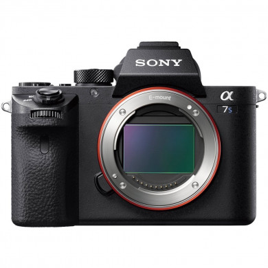 Sony A7S II 35mm Full Frame 4K Camera