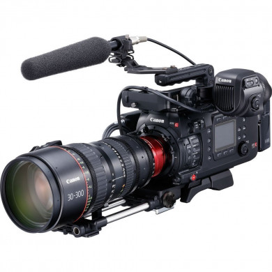 Canon EOS C700 4K Cinema Camera (PL Mount)