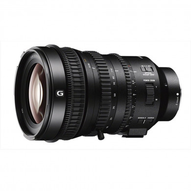 Sony E PZ 18-110mm f/4.0 OSS G Power Zoom SELP18110G Lens