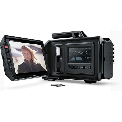 Blackmagic URSA 4 6K Super 35 RAW & ProRes Camera PL Mount