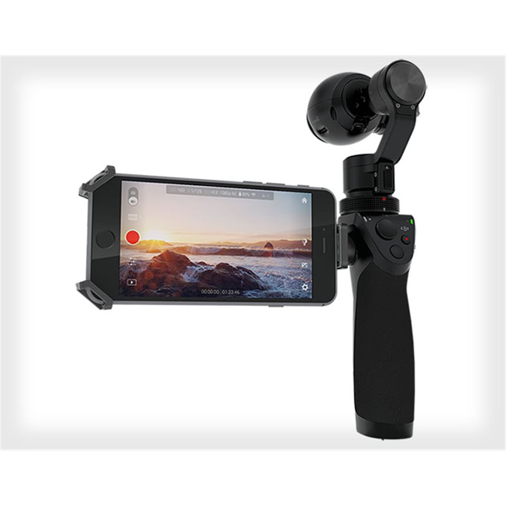 Dji Osmo Integrated Fully Stabilized 4k Handheld Camera Visual Impact