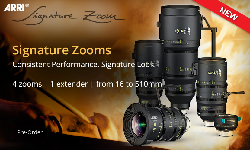 Arri Signature Zooms