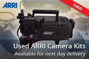 Used Arri Camera Kits
