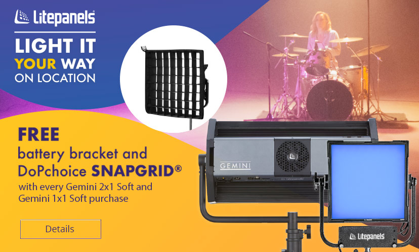 Litepanels Free snaprid