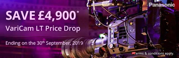 VariCam LT Price Drop
