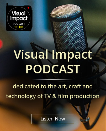 the visual impact podcast